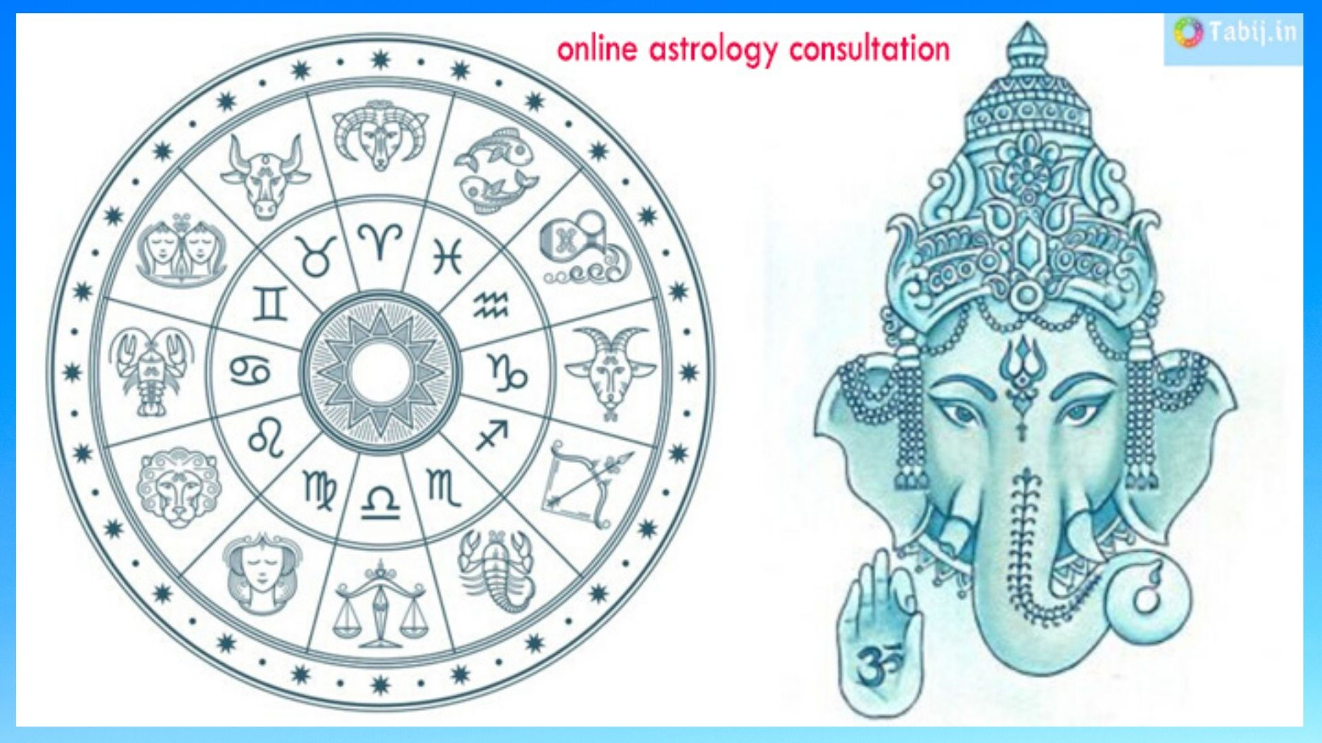 Online astrology consultation-tabij.in