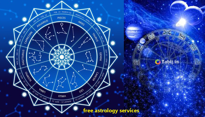 free astrology services-tabij.in