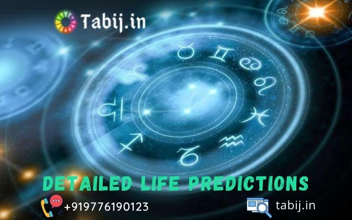 Detailed life predictions free-tabij.in
