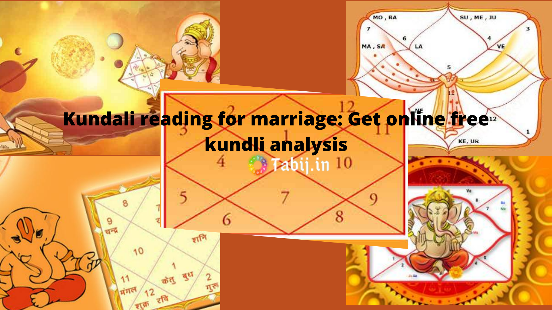 Kundali- reading for -marriage- Get -online- free- kundli -analysis