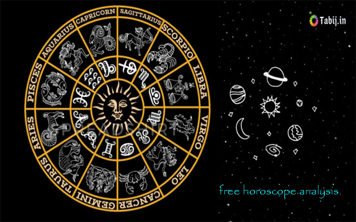 free horoscope analysis-tabij.in