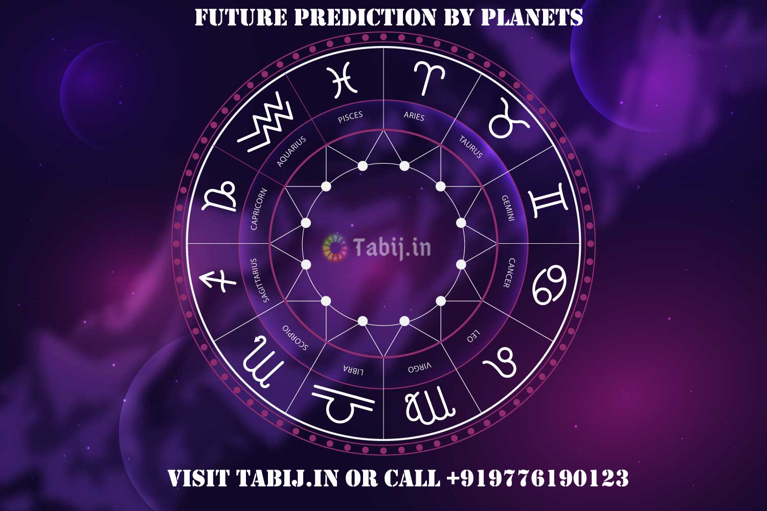 future by planets