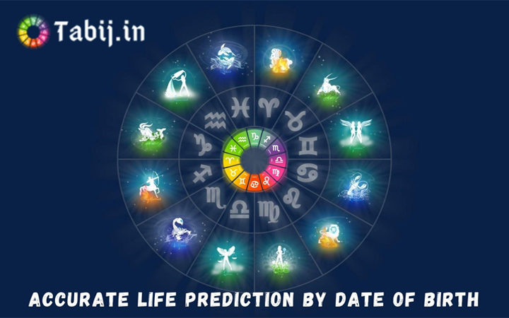 Accurate life prediction by date of birth free-tabij.in