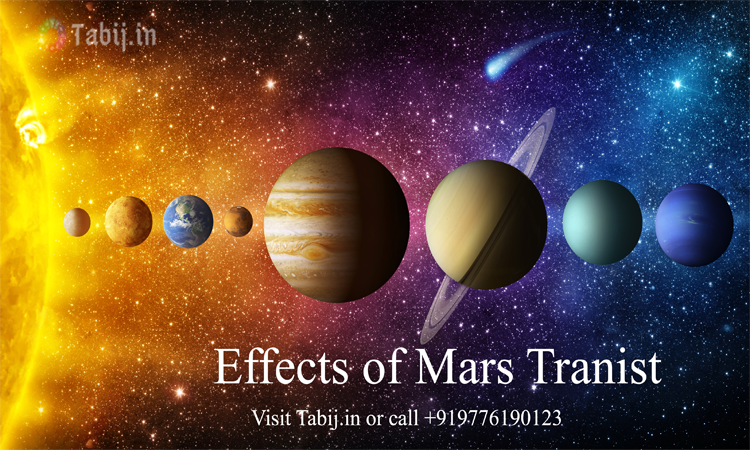 Effects of mars
