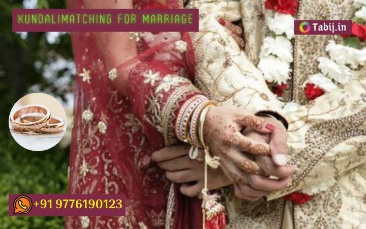 Kundali matching for marriage-tabij