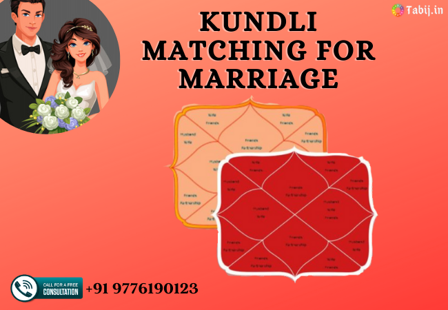 Kundali matching by name and date of birth for marriage