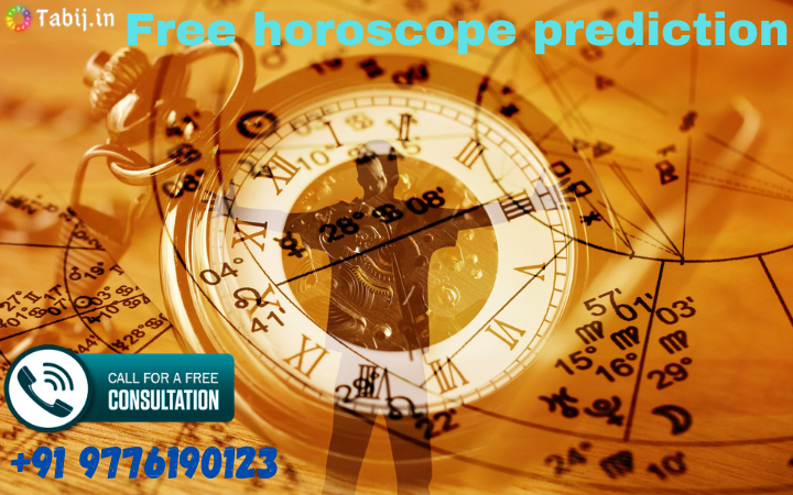 Free horoscope prediction