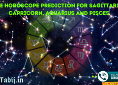 Free Horoscope prediction for Sagittarius, Capricorn, Aquarius and Pisces