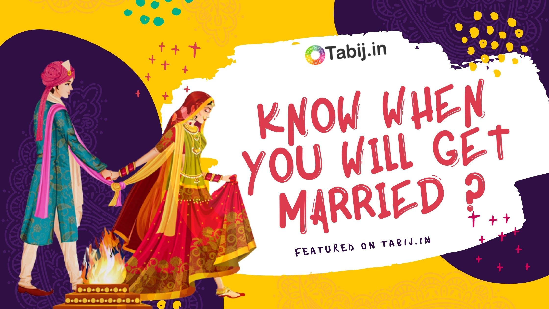 Know When You Will Get Married